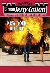 Jerry Cotton 3305 - Krimi-Serie New York on Fire