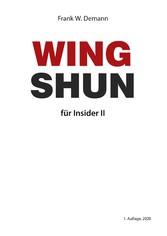 Wing Shun für Insider Teil 2