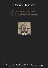 Kirchenkunst im Nationalsozialismus