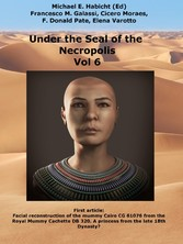 Under the Seal of the Necropolis 6 - first part Facial reconstruction of the mummy Cairo CG 61076 from the Royal Mummies Cachette DB 320. A princess from the late 18th Dynasty?