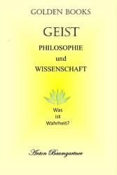 Geist Philosophie und Wissenschaft.