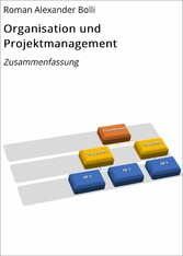 Organisation und Projektmanagement Zusammenfassung