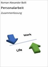 Personalarbeit Zusammenfassung