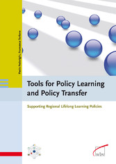 Tools for Policy Learning and Policy Transfer Supporting Regional Lifelong Learning Policies