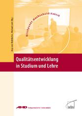 Qualitätsentwicklung in Studium und Lehre