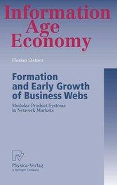 Formation and Early Growth of Business Webs Modular Product Systems in Network Markets