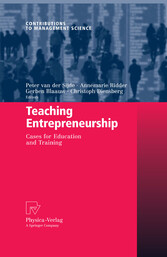 Teaching Entrepreneurship Cases for Education and Training