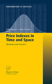 Price Indexes in Time and Space Methods and Practice