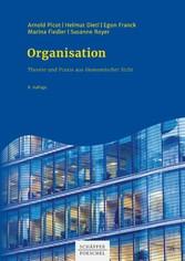 Organisation Theorie und Praxis aus ökonomischer Sicht