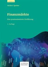 Finanzmärkte Eine praxisorientierte Einführung