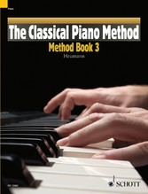 The Classical Piano Method Method Book 3