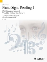 Piano Sight-Reading 1 A fresh approach