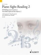 Piano Sight-Reading 2 A fresh approach