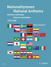 National Anthems Piano / Songbook