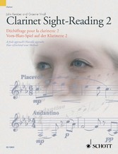 Clarinet Sight-Reading 2 A fresh approach