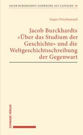 """"""" und die Weltgeschichtsschreibung der Gegenwart"""