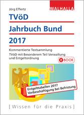 Tvöd Jahrbuch Bund 2017 Shop Mediengruppe Deutscher Apotheker Verlag