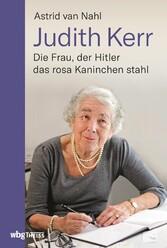 Judith Kerr Die Frau, der Hitler das rosa Kaninchen stahl