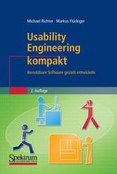Usability Engineering kompakt Benutzbare Software gezielt entwickeln
