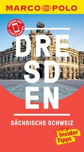 MARCO POLO Reiseführer Dresden, Sächsische Schweiz & Kartendownloads