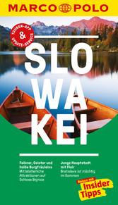 MARCO POLO Reiseführer Slowakei Reisen mit Insider-Tipps