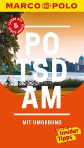 MARCO POLO Reiseführer Potsdam mit Umgebung Inklusive Insider-Tipps, Touren-App, Update-Service und offline Reiseatlas