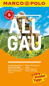MARCO POLO Reiseführer Allgäu inklusive Insider-Tipps, Touren-App, Update-Service und offline Reiseatlas