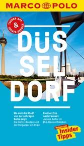 MARCO POLO Reiseführer Düsseldorf Inklusive Insider-Tipps, Touren-App, Update-Service und offline Reiseatlas