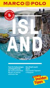 MARCO POLO Reiseführer Island inklusive Insider-Tipps, Touren-App, Update-Service und offline Reiseatlas
