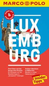 MARCO POLO Reiseführer Luxemburg inklusive Insider-Tipps, Touren-App, Update-Service und offline Reiseatlas