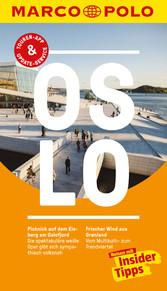 MARCO POLO Reiseführer Oslo Inklusive Insider-Tipps, Touren-App, Update-Service und offline Reiseatlas