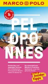 MARCO POLO Reiseführer Peloponnes Inklusive Insider-Tipps, Touren-App, Update-Service und offline Reiseatlas