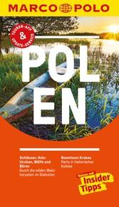 MARCO POLO Reiseführer Polen Inklusive Insider-Tipps, Touren-App, Update-Service und offline Reiseatlas