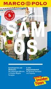 MARCO POLO Reiseführer Samos Inklusive Insider-Tipps, Touren-App, Update-Service und offline Reiseatlas