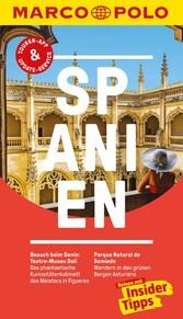 MARCO POLO Reiseführer Spanien Inklusive Insider-Tipps, Touren-App, Update-Service und offline Reiseatlas
