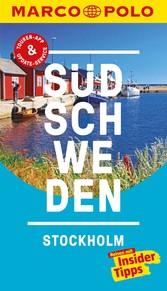 MARCO POLO Reiseführer Südschweden, Stockholm inklusive Insider-Tipps, Touren-App, Update-Service und offline Reiseatlas