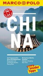 MARCO POLO Reiseführer China &News