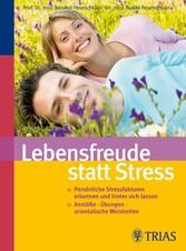 Lebensfreude statt Stress Persönliche Stressfaktoren erkennen und hinter sich lassen