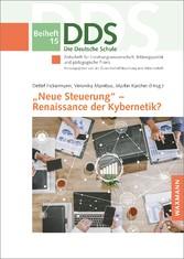 'Neue Steuerung' - Renaissance der Kybernetik?