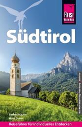 Reise Know-How Reiseführer Südtirol