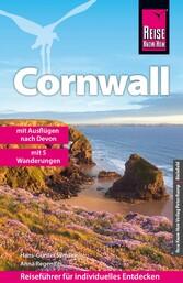 Reise Know-How Reiseführer Cornwall mit fünf Wanderungen Reiseführer für individuelles Entdecken