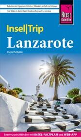 Reise Know-How InselTrip Lanzarote Reiseführer mit Insel-Faltplan und kostenloser Web-App