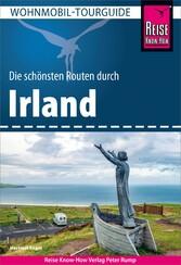 Reise Know-How Wohnmobil-Tourguide Irland Die schönsten Routen