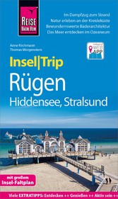 Reise Know-How InselTrip Rügen mit Hiddensee und Stralsund