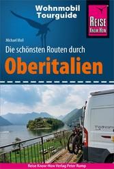 Reise Know-How Wohnmobil-Tourguide Oberitalien - Download (PDF) Die schönsten Routen