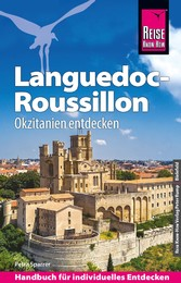 Reise Know-How Reiseführer Languedoc-Roussillon