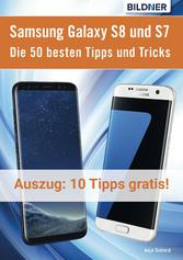 10 der 50 besten Tipps und Tricks für das Samsung Galaxy S8 und S7 - Aktuell mit Android 7 Nougat