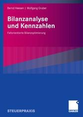 Bilanzanalyse und Kennzahlen Fallorientierte Bilanzoptimierung
