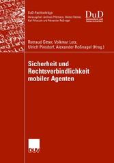 Sicherheit und Rechtsverbindlichkeit mobiler Agenten