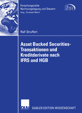 Asset Backed Securities-Transaktionen und Kreditderivate nach IFRS und HGB